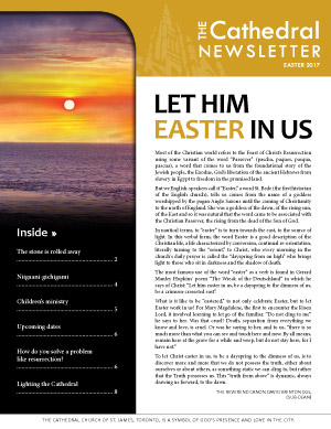 Easter Newsletter thumbnail