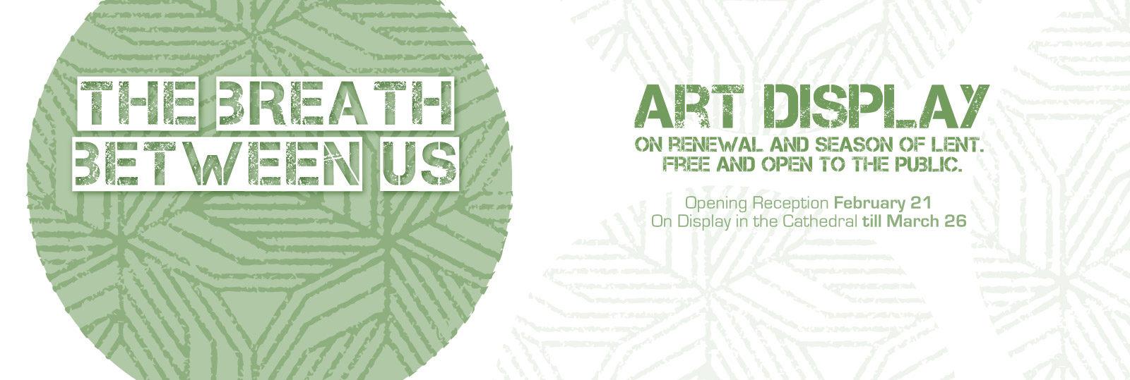 Art Show Opening Reception