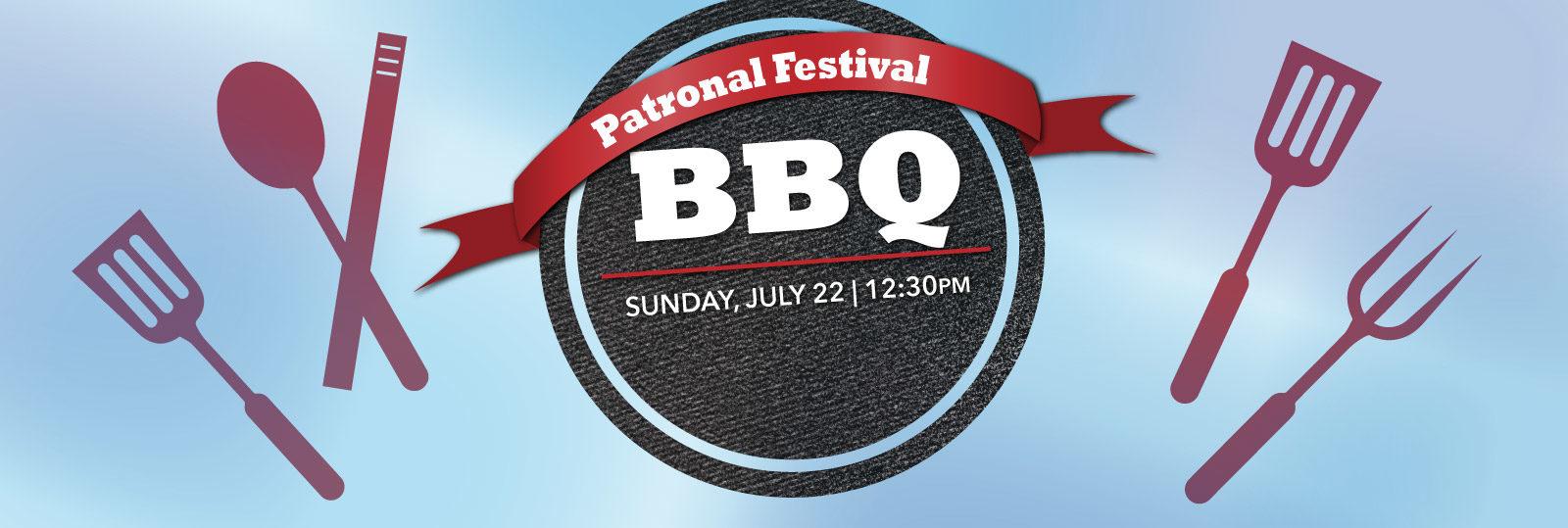 St. James Patronal Festival BBQ