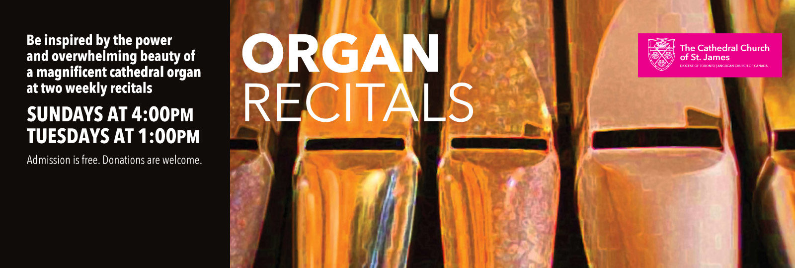 Organ Recitals at St. James