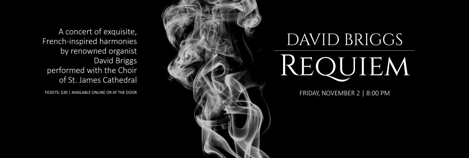 David Briggs Requiem